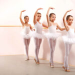 O Ballet Bolshoi e sonho de Svetlana