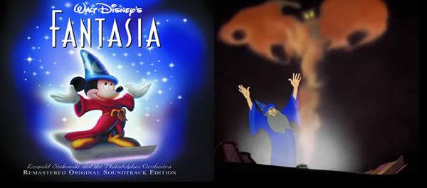 Disney Fantasia 1940 13 Músicas Para Ouvir E Baixar
