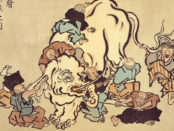 Os sete cegos e o elefante