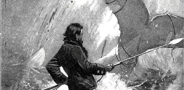 Moby Dick - Capitão Ahab