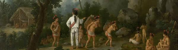 Caçador de Escravos, de Jean-Baptiste Debret