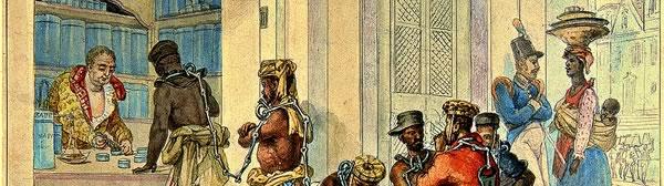 Loja de Tabaco, de Jean-Baptiste Debret