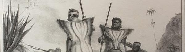 Família de Botocudos em Marcha, de Jean-Baptiste Debret