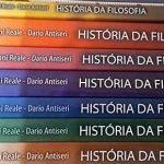 História da Filosofia, de Reale e Antiseri |7 livros para baixar