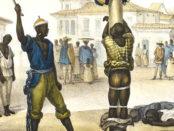 Jean-Baptiste Debret - Punição por flagelo