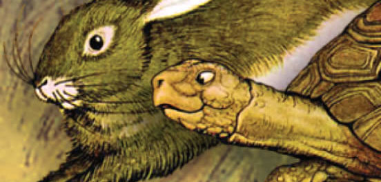 Fábulas de Esopo - Metáforas da Natureza Humana