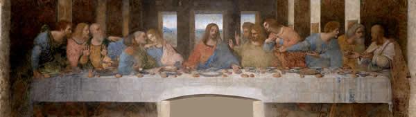 Leonardo Da Vinci - Última Ceia