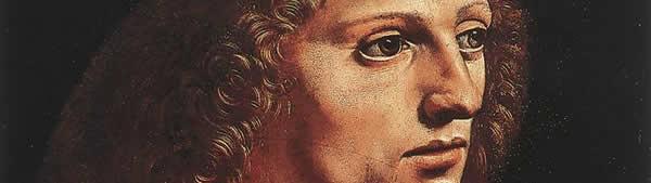 Leonardo Da Vinci - Retrato de um Músico