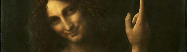 Leonardo Da Vinci - São João Batista