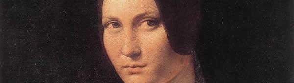 Leonardo Da Vinci - La Belle Ferroniere