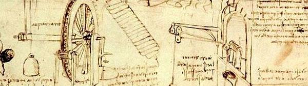Dispositivo Hidráulico - Leonardo da Vinci