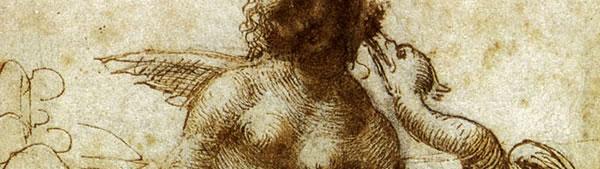 Leda e o Cisne - Leonardo da Vinci