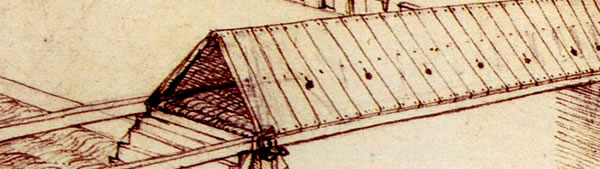 Máquina de Cerco - Leonardo da Vinci