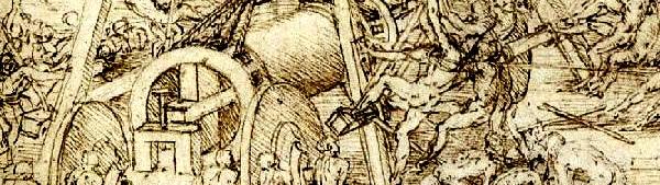 Pátio de Artilharia - Leonardo da Vinci