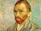 Vincent van Gogh autoretrato