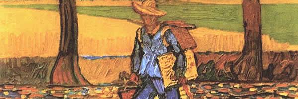 Vincent van Gogh - resumo biográfico