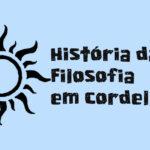 História da Filosofia em cordel - PDF para baixar