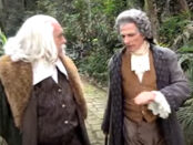 Thommas Hobbes e Rousseau - diálogos sobre a natureza humana