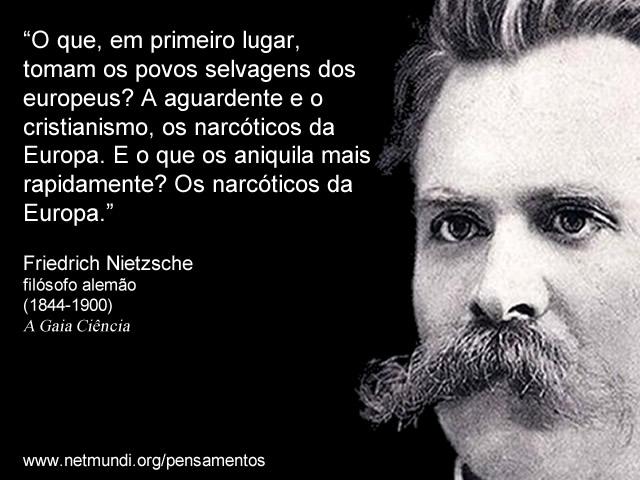 friedrich nietzche filósofo alemão