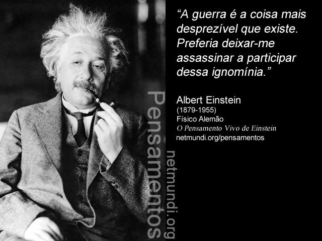 Albert Einstein, Físico Alemão