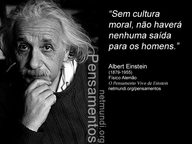 Albert Einsteinm (1879-1955m) Físico Alemão