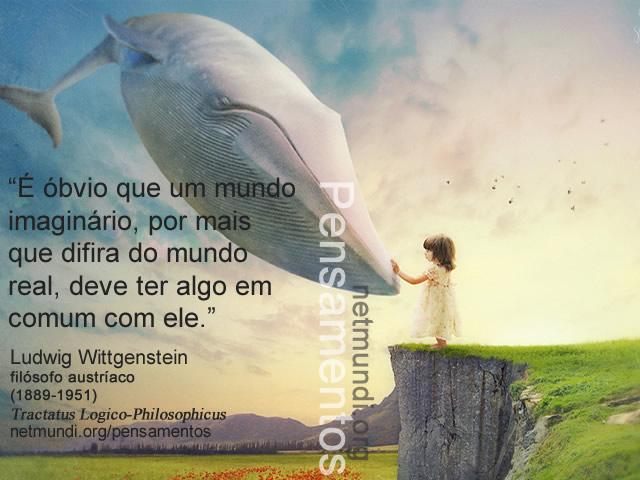 Ludwig Wittgenstein, filósofo austríaco, (1889-1951), Tractatus Logico-Philosophicus