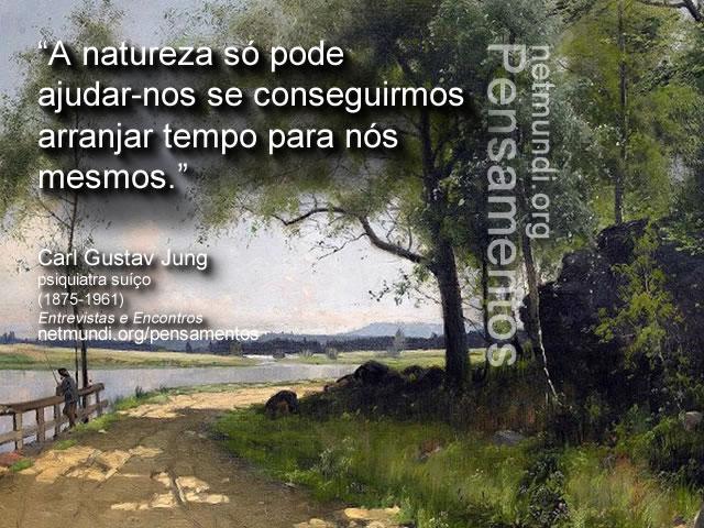 Carls Gustav Jung, psiquiatra suíço