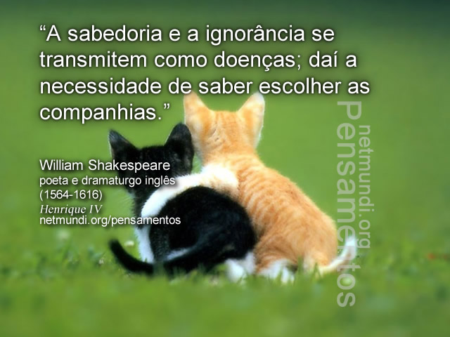 William Shakespeare, Poeta e dramaturgo iglês